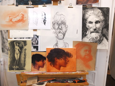 foundation drawing course for beginners  Dublin art class